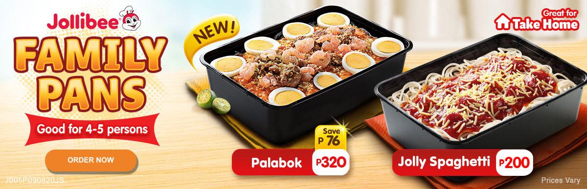 Palabok Family Pan