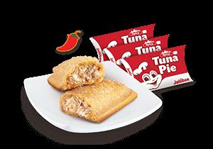 Spicy Tuna Pie Trio