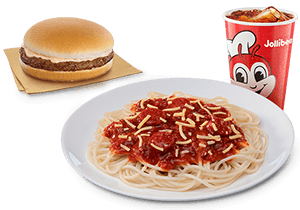Jolly Spaghetti w/ Yumburger