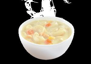 Creamy Macaroni Soup