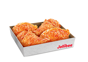4 - pc. Sweet Chili Chicken Solo
