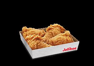 4 - pc. Chickenjoy Family Box Solo