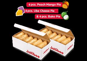 Assorted Dozen Sweet Pies To-Go