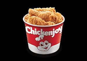 6 - pc. Chickenjoy Solo