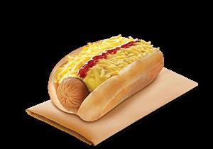 Cheesy Classic Jolly Hotdog Solo