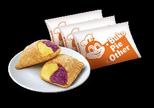 Ube Cheese 3 Pies To-Go