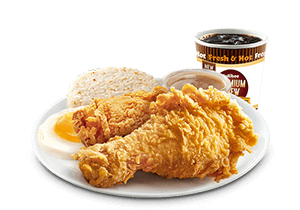 2 - pc. Breakfast Chickenjoy