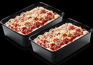 Double Jolly Spaghetti Family Pan