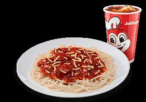 Jolly Spaghetti Value Meal