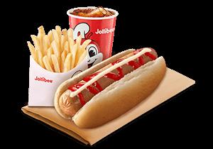 Regular Jolly Hotdog
