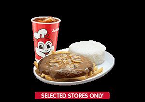 Ultimate Burger Steak w/o Egg