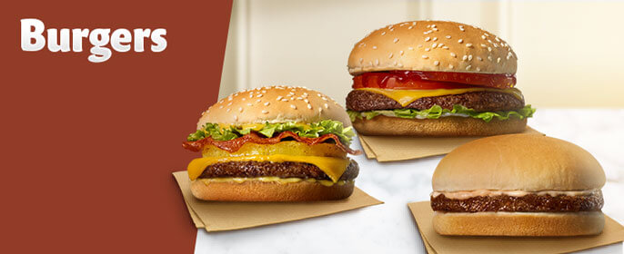 Burgers- Jollibee Delivery