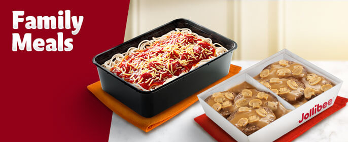 FamilyMeals- Jollibee Delivery